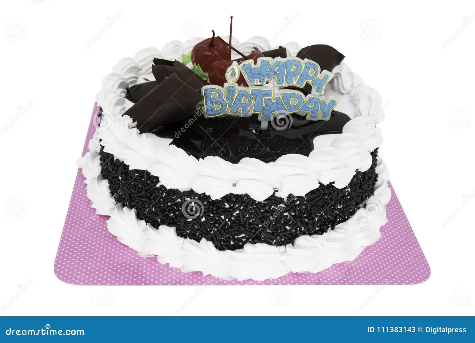 Torte del feliz cumpleaños