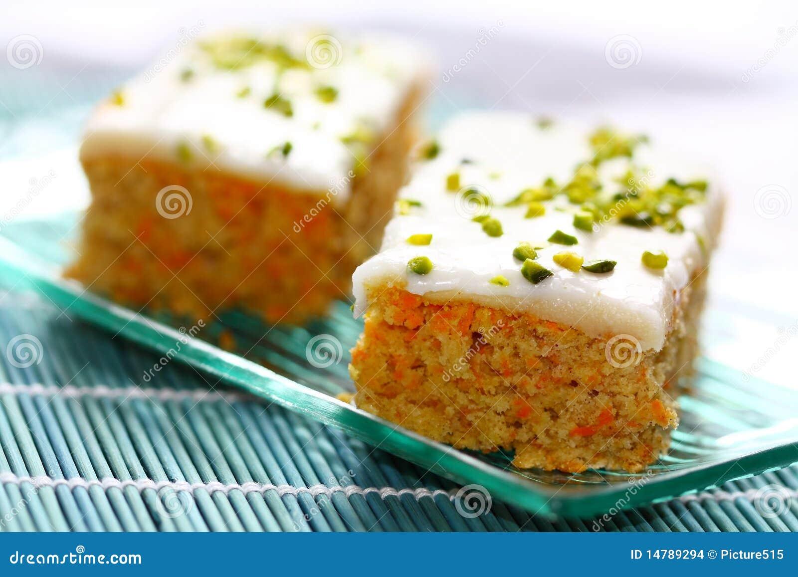 Torte di carota