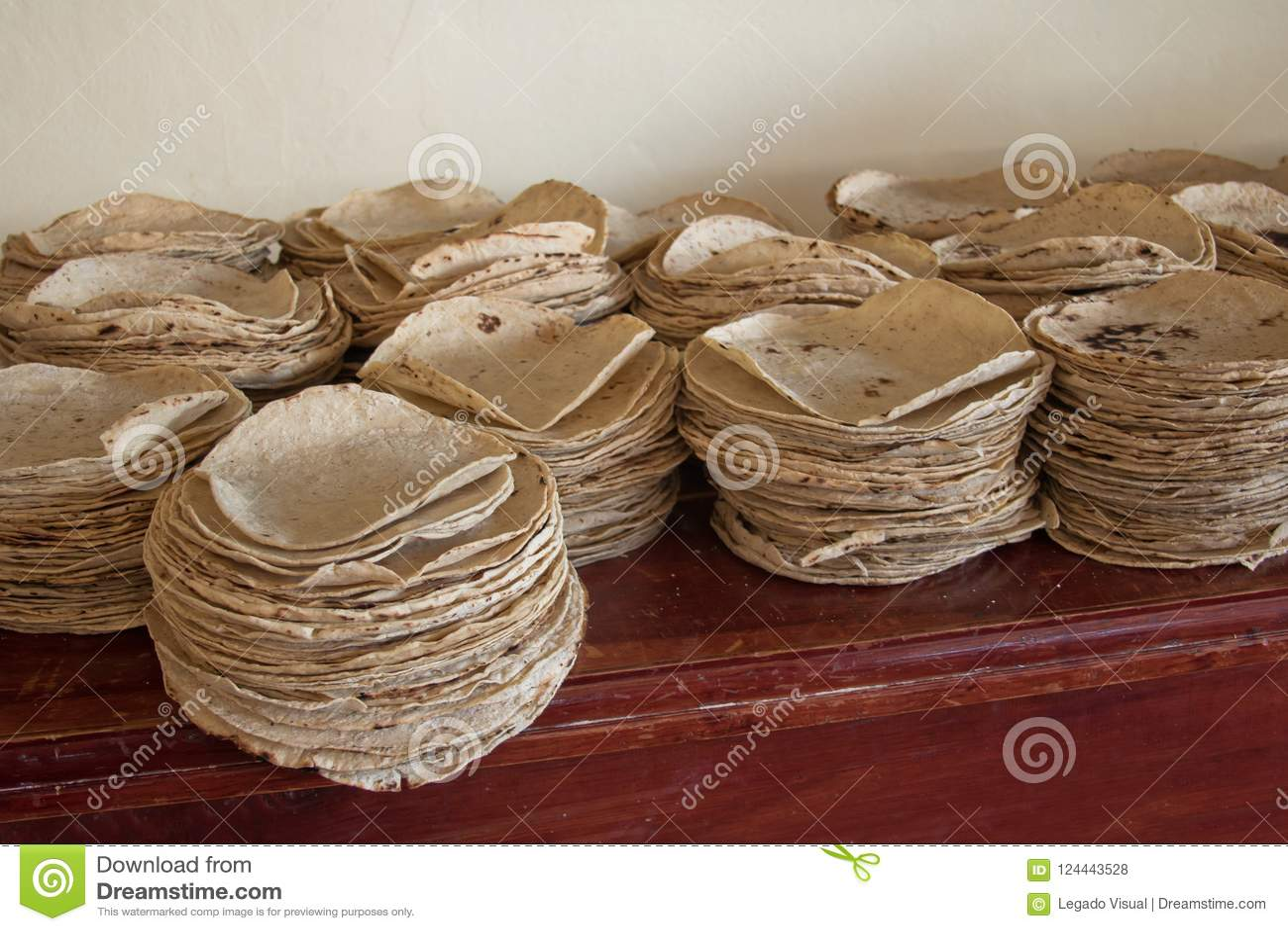 Tortiglii di Traditicional per alimento tradizionale