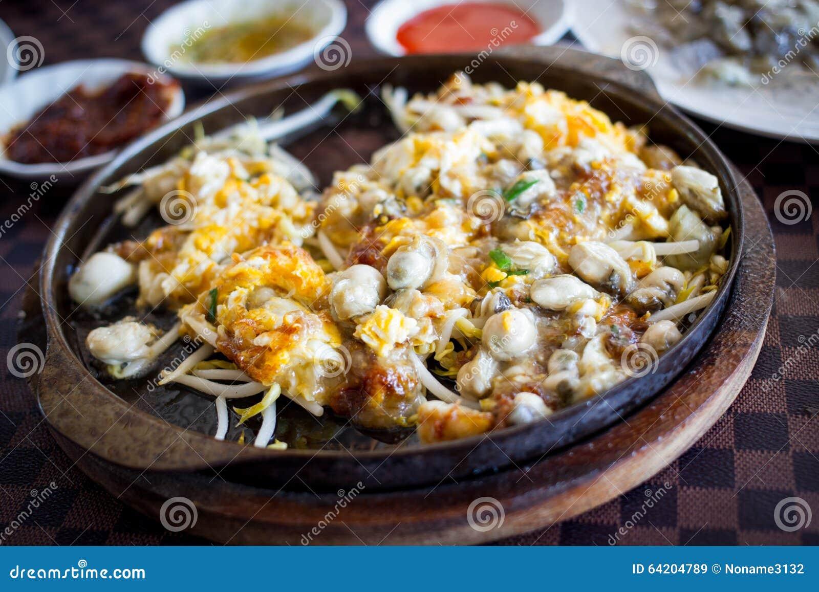 Tortilla de la ostra