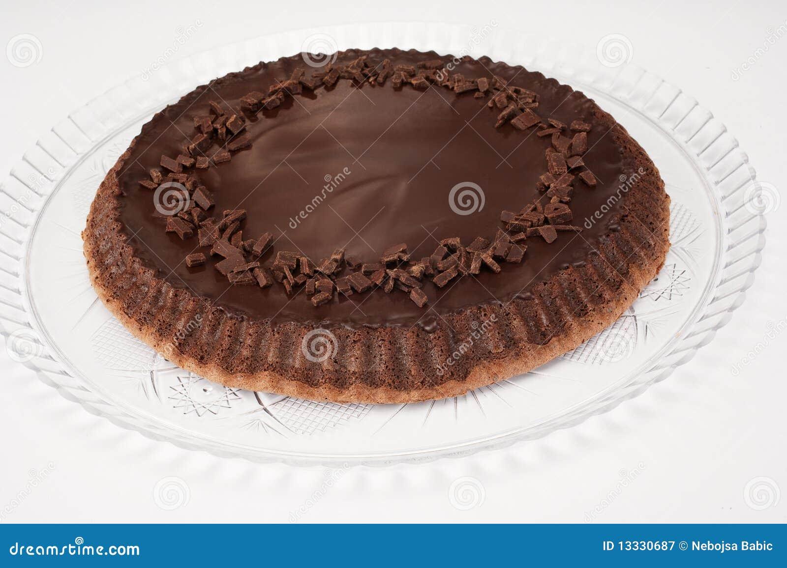 Tortowa czekolada