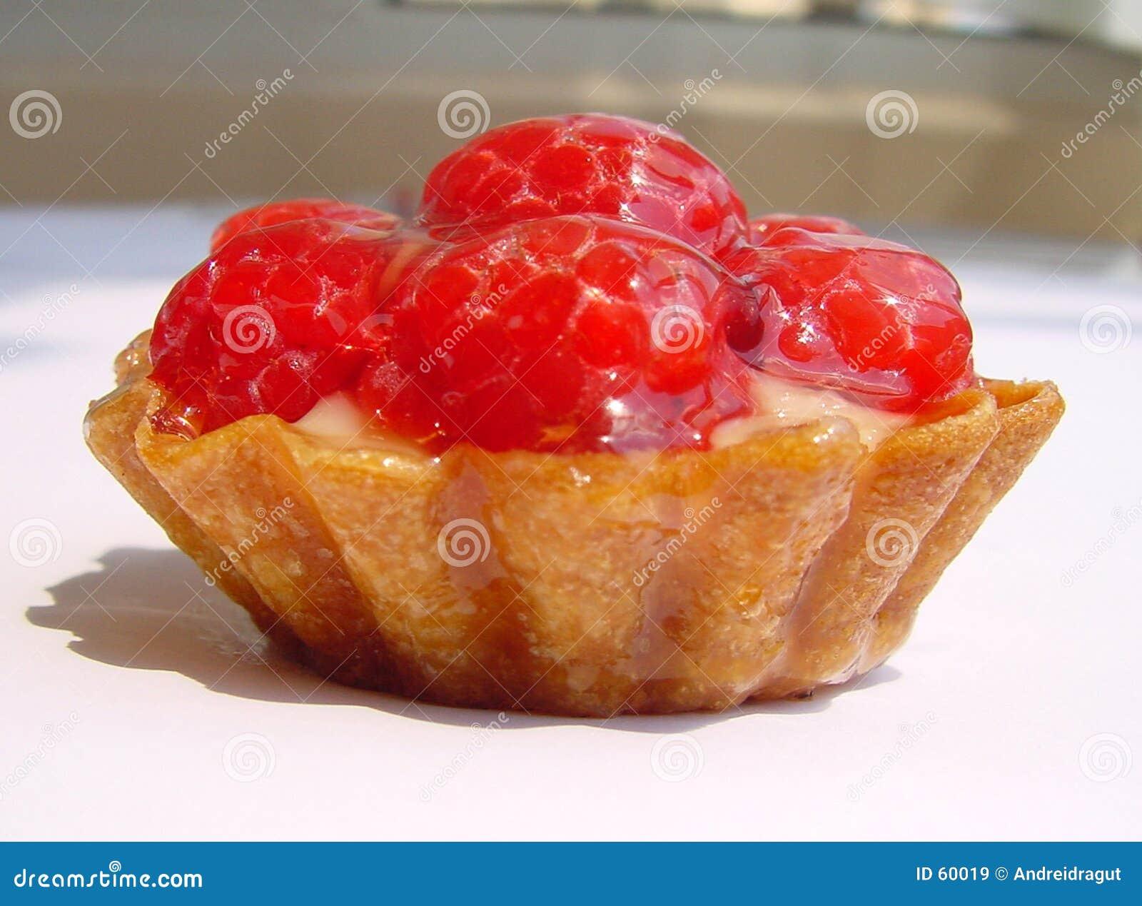 Tortowa owoców