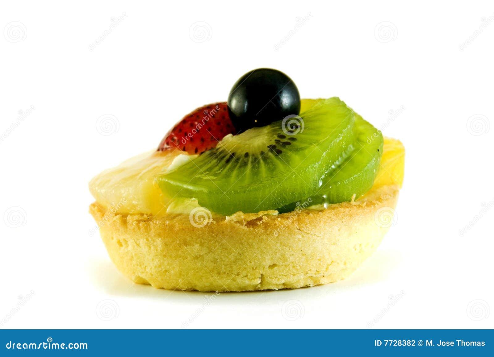 Tortowa owoc