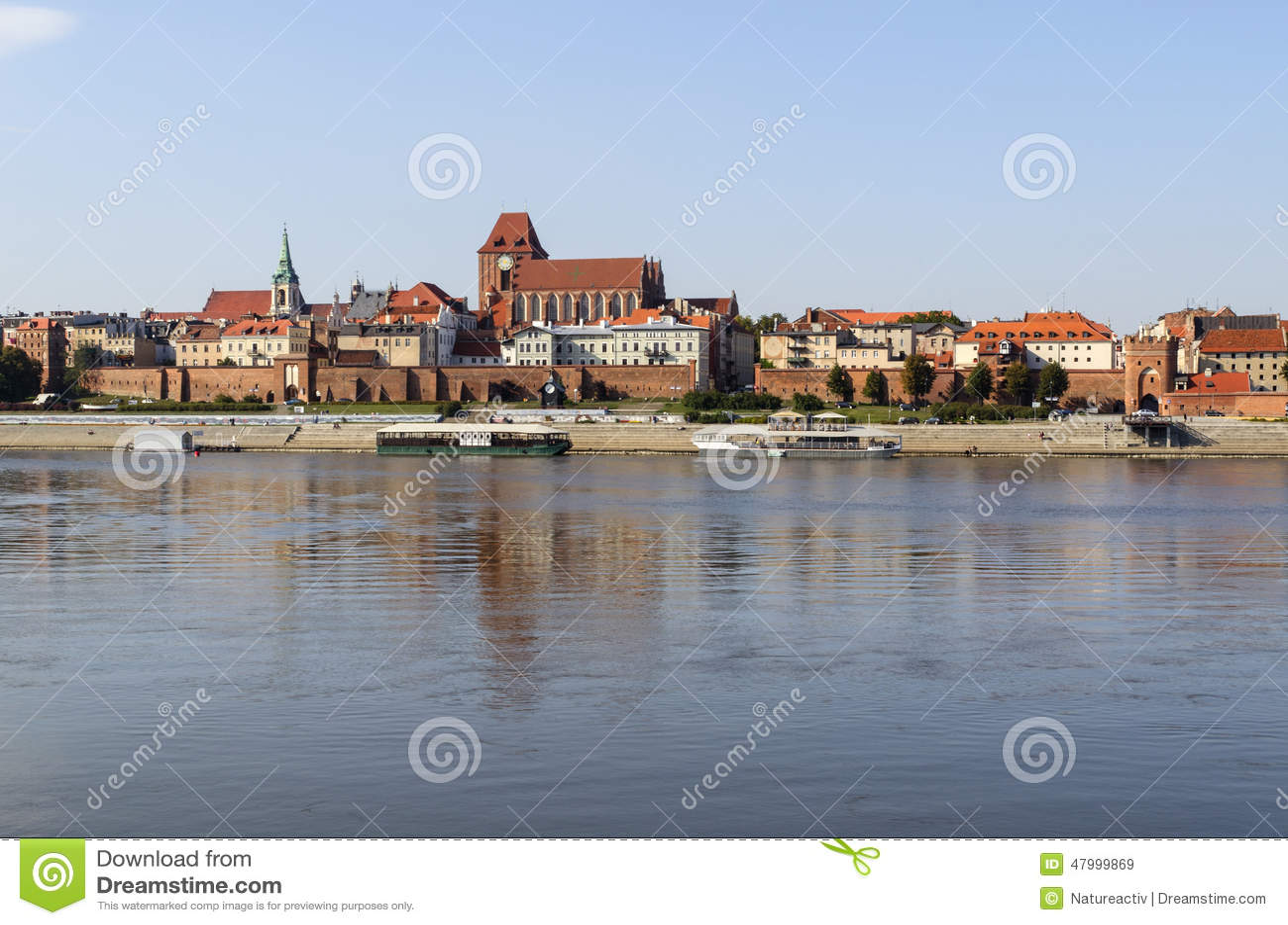 Torun in Poland