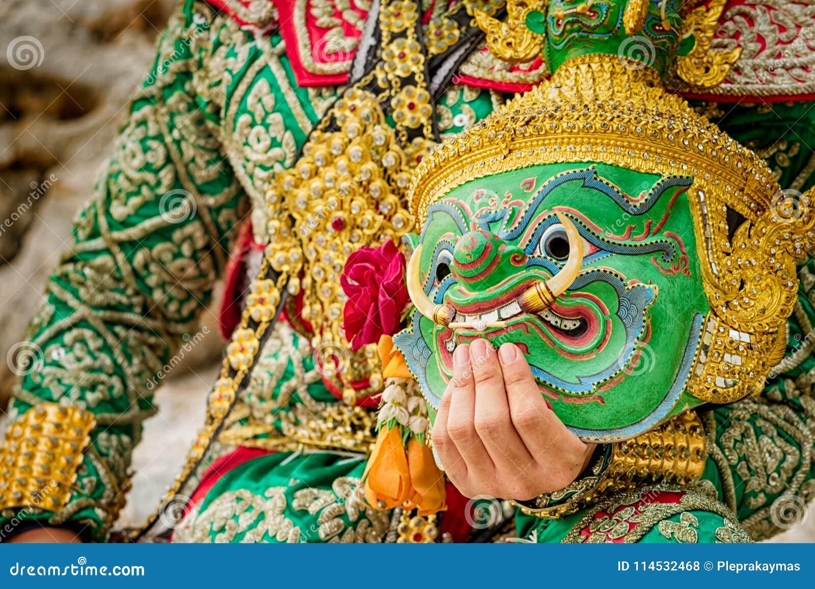 TOS-Sa-Kan il protagonista dell epica di Ramayana