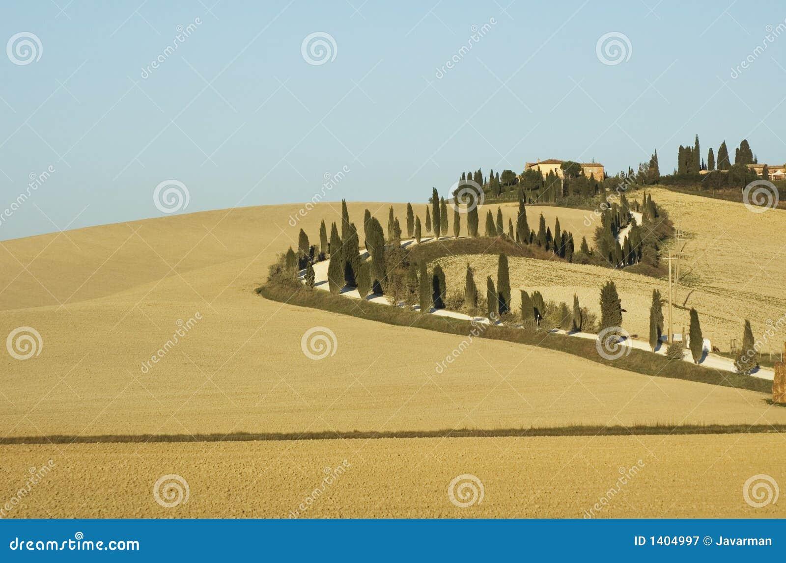 Toscaan lanscape