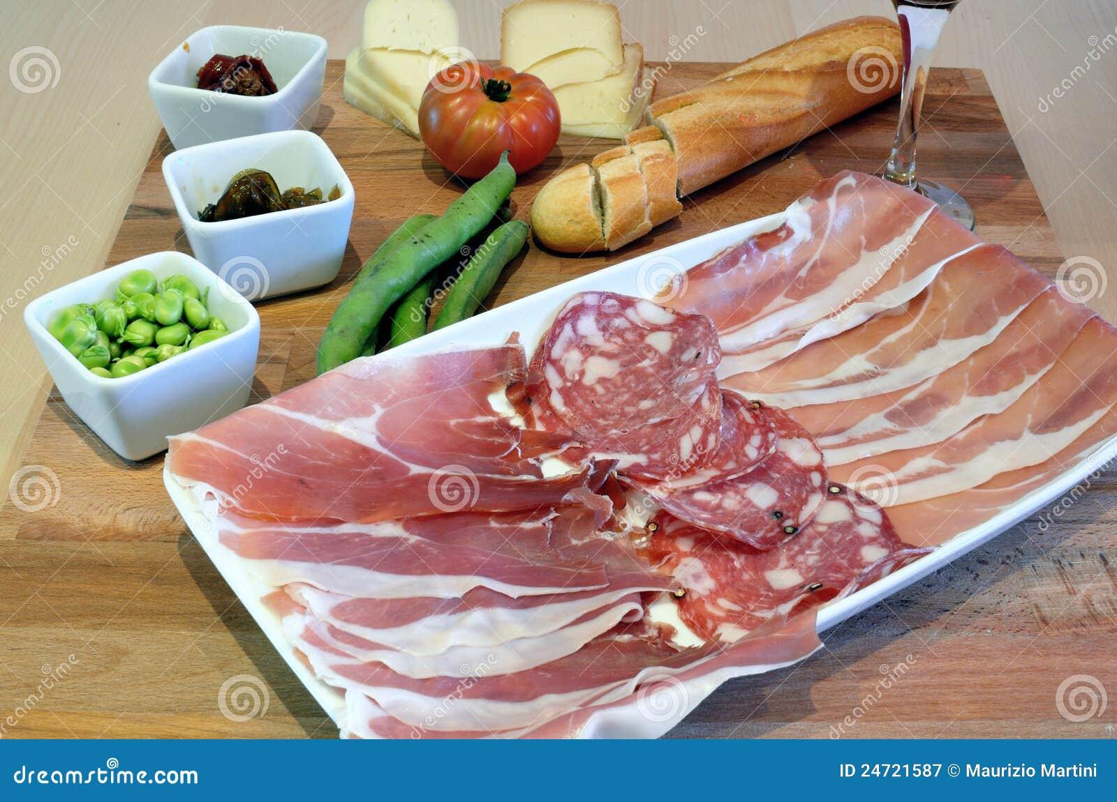 Toscaanse Tagliere