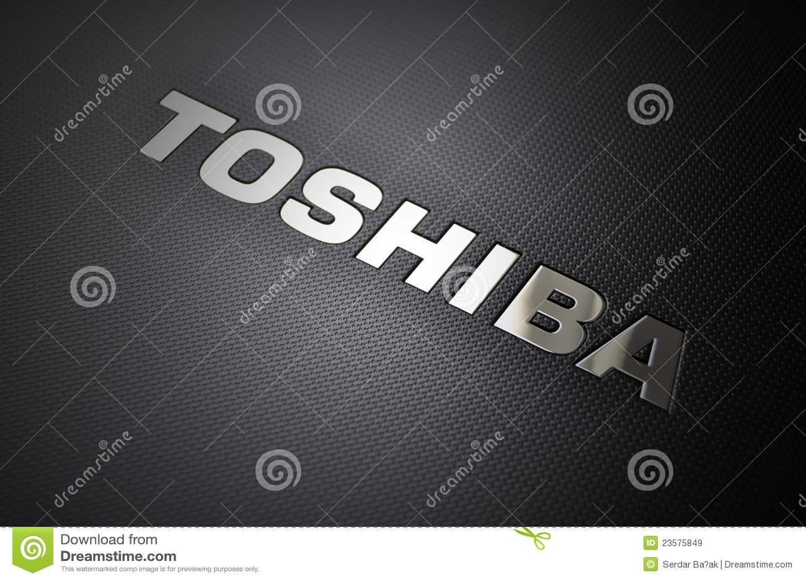 Toshiba Logo Vector free