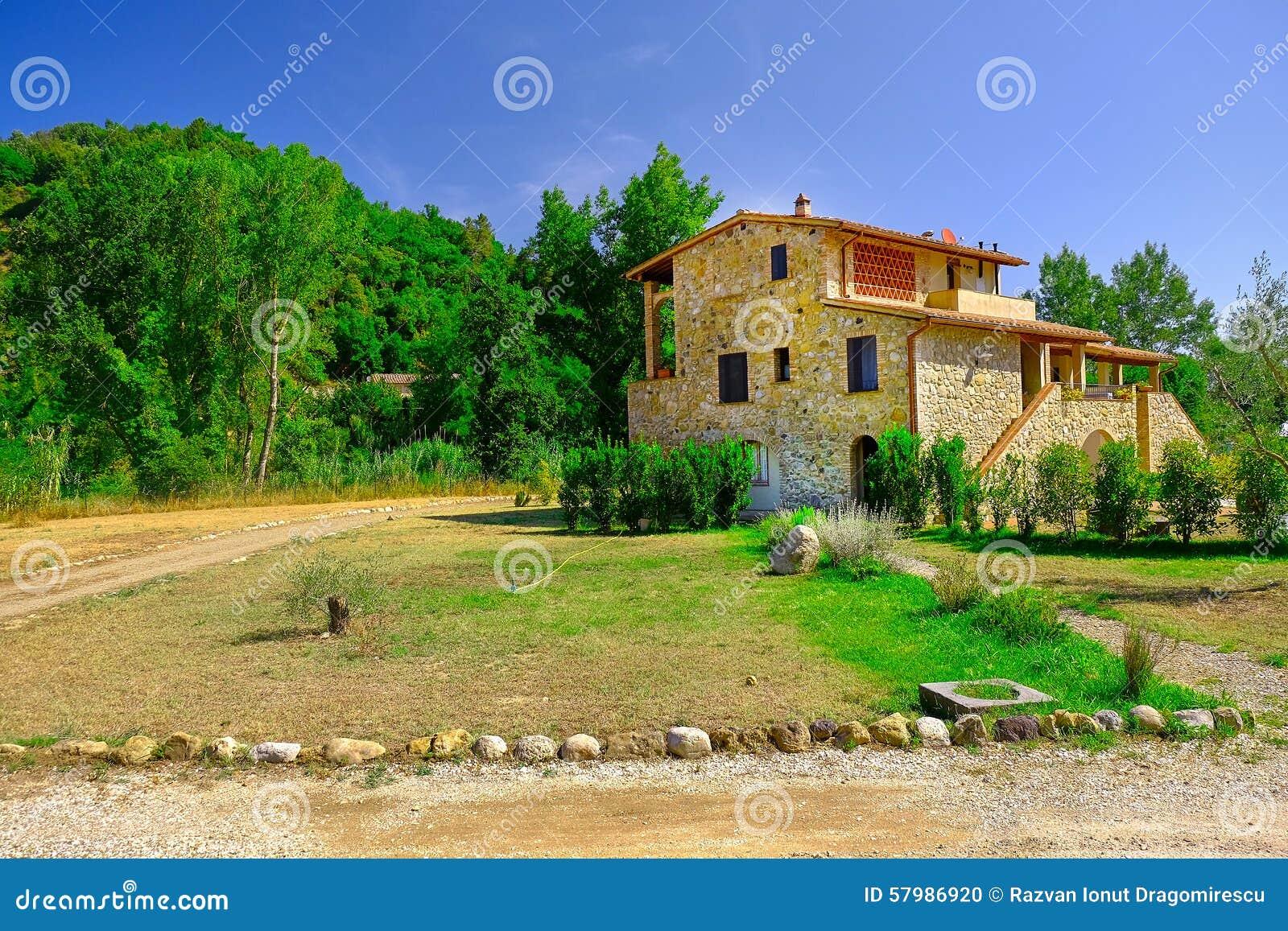Toskana-Haus