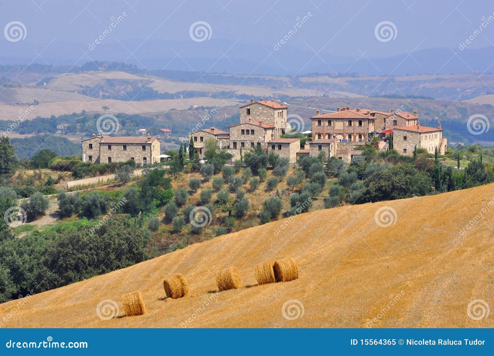 Toskana, Italien