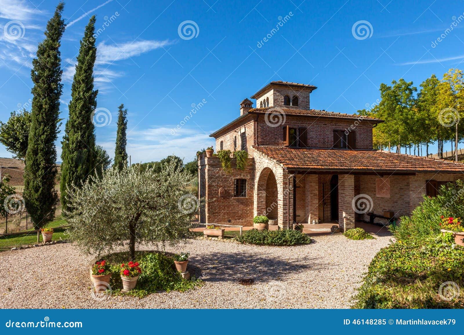 Toskana-Landhaus