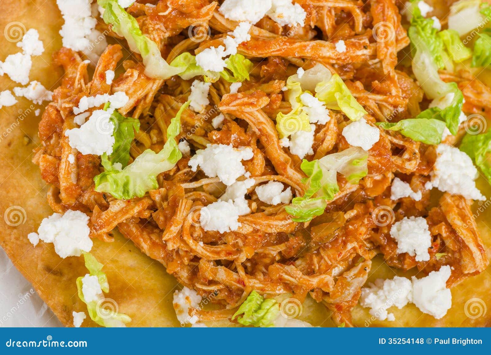 Tostadas stock photo. Image of gallo, fresh, lettuce ...