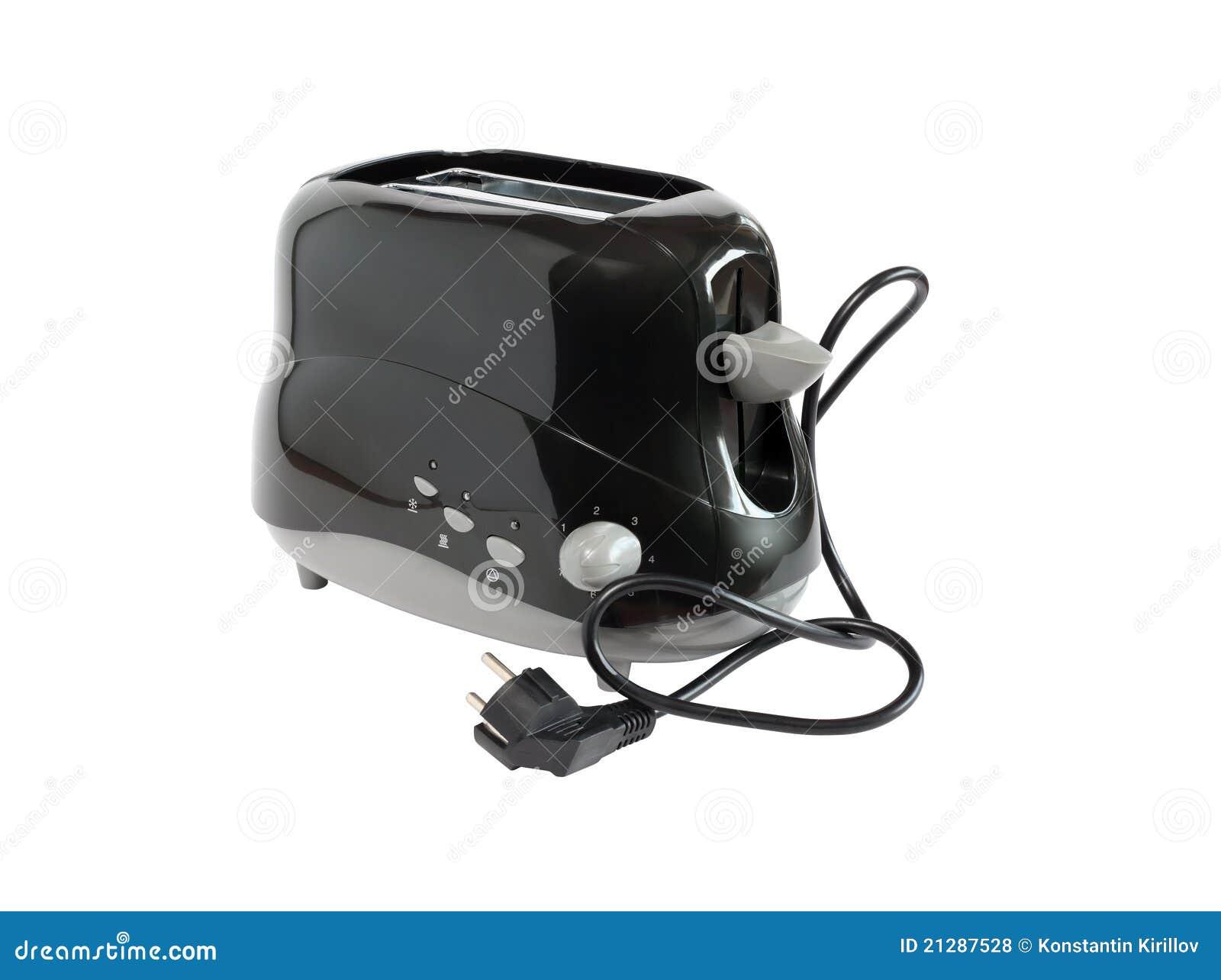 Tostadora negra fotos de archivo libres de regal as - Tostadora diseno ...