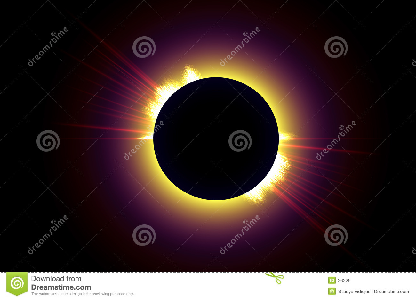 Total eclipse II