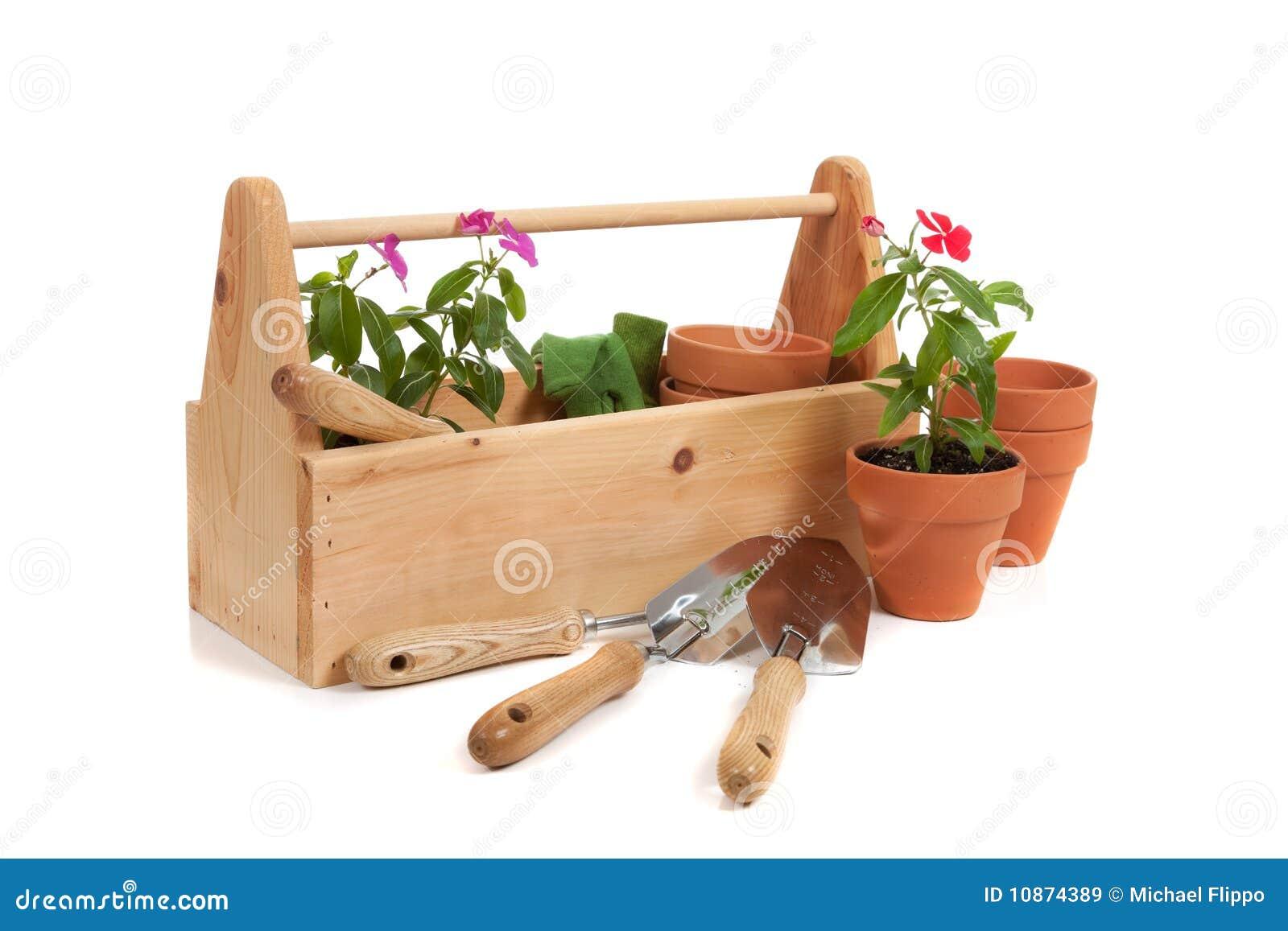 Tote del giardiniere s della casella