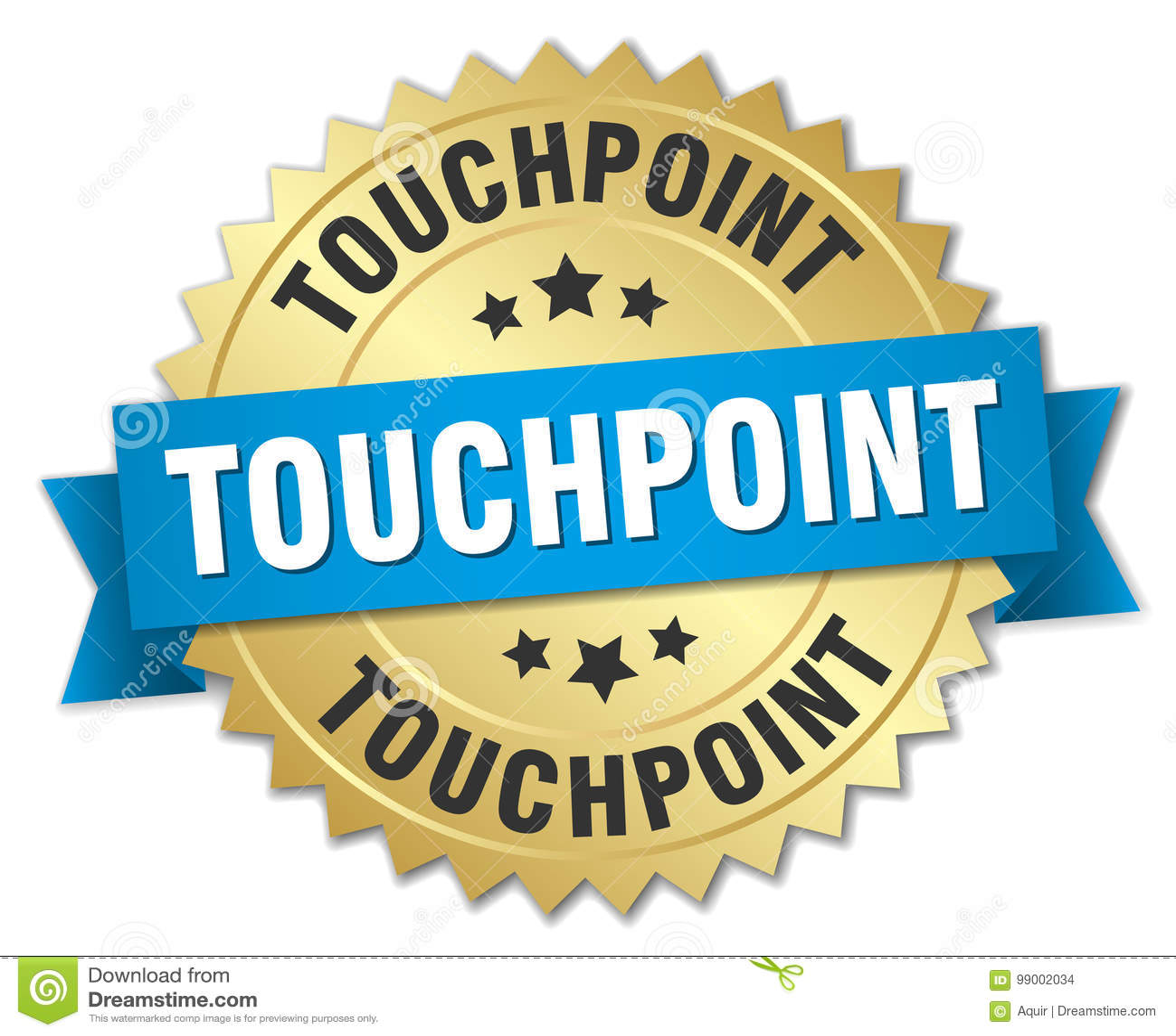 Touchpoint odznaka