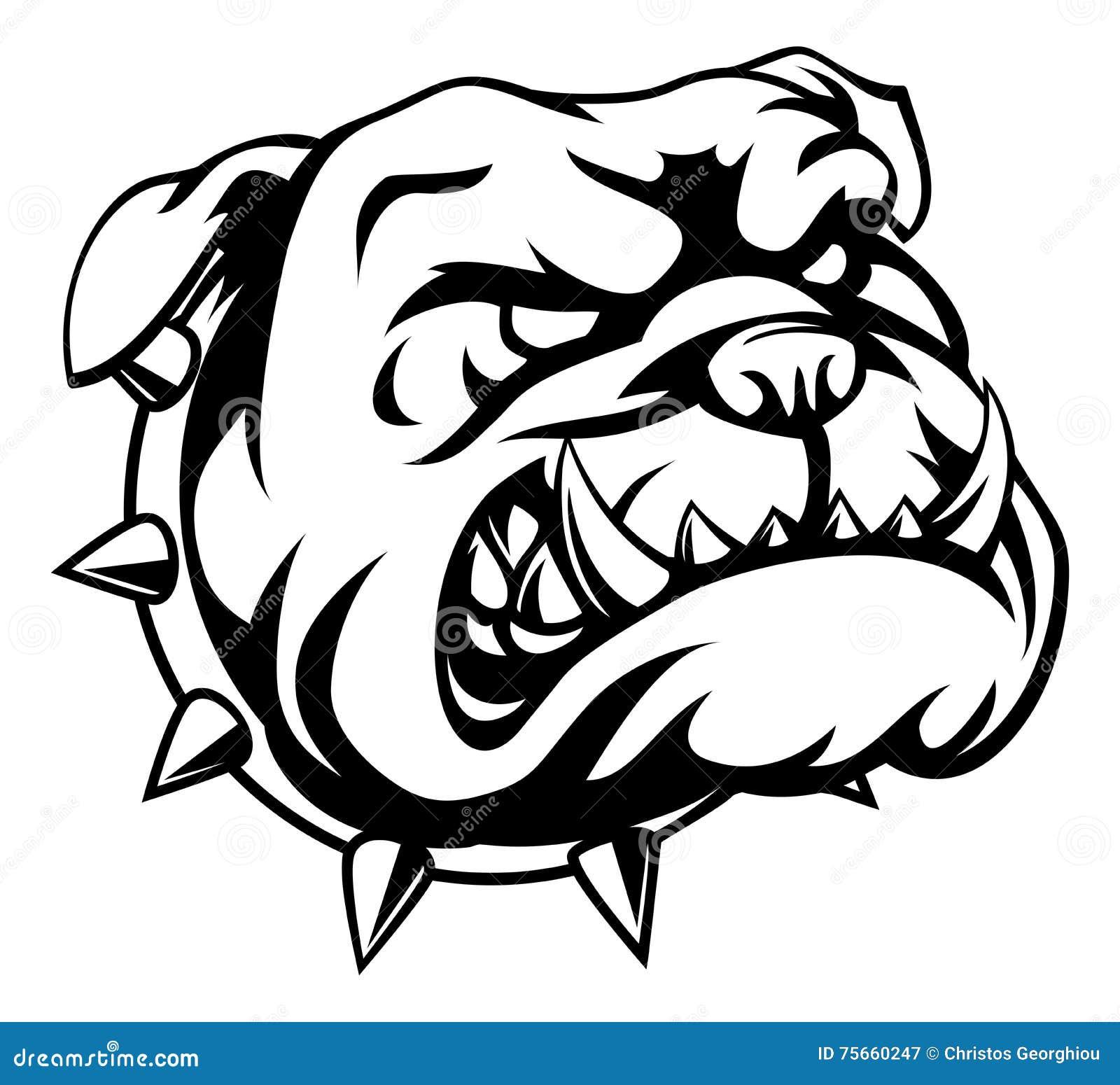 bulldogs basketball logo