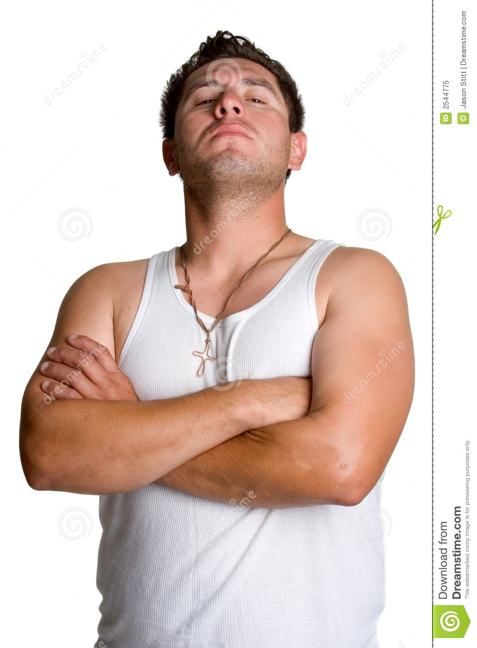 Tough Guy Royalty Free Stock Photo - Image: 2544775