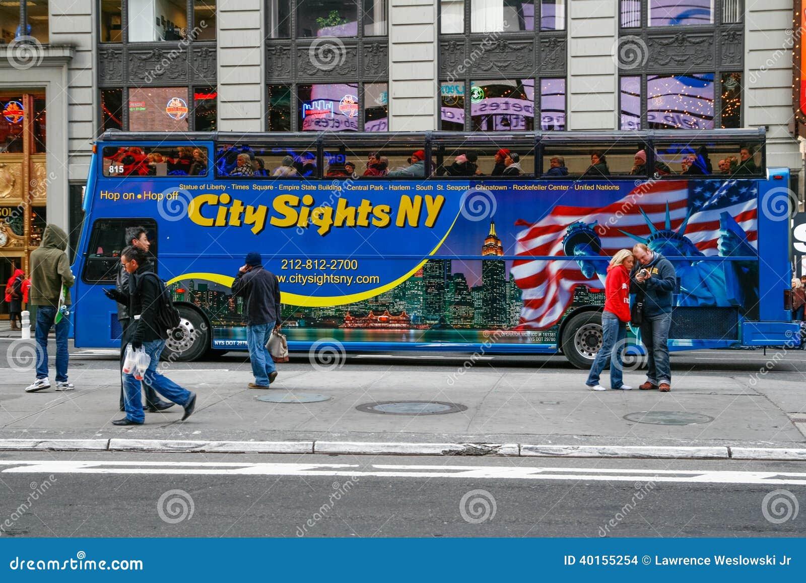 New York City Architecture Bus Tour