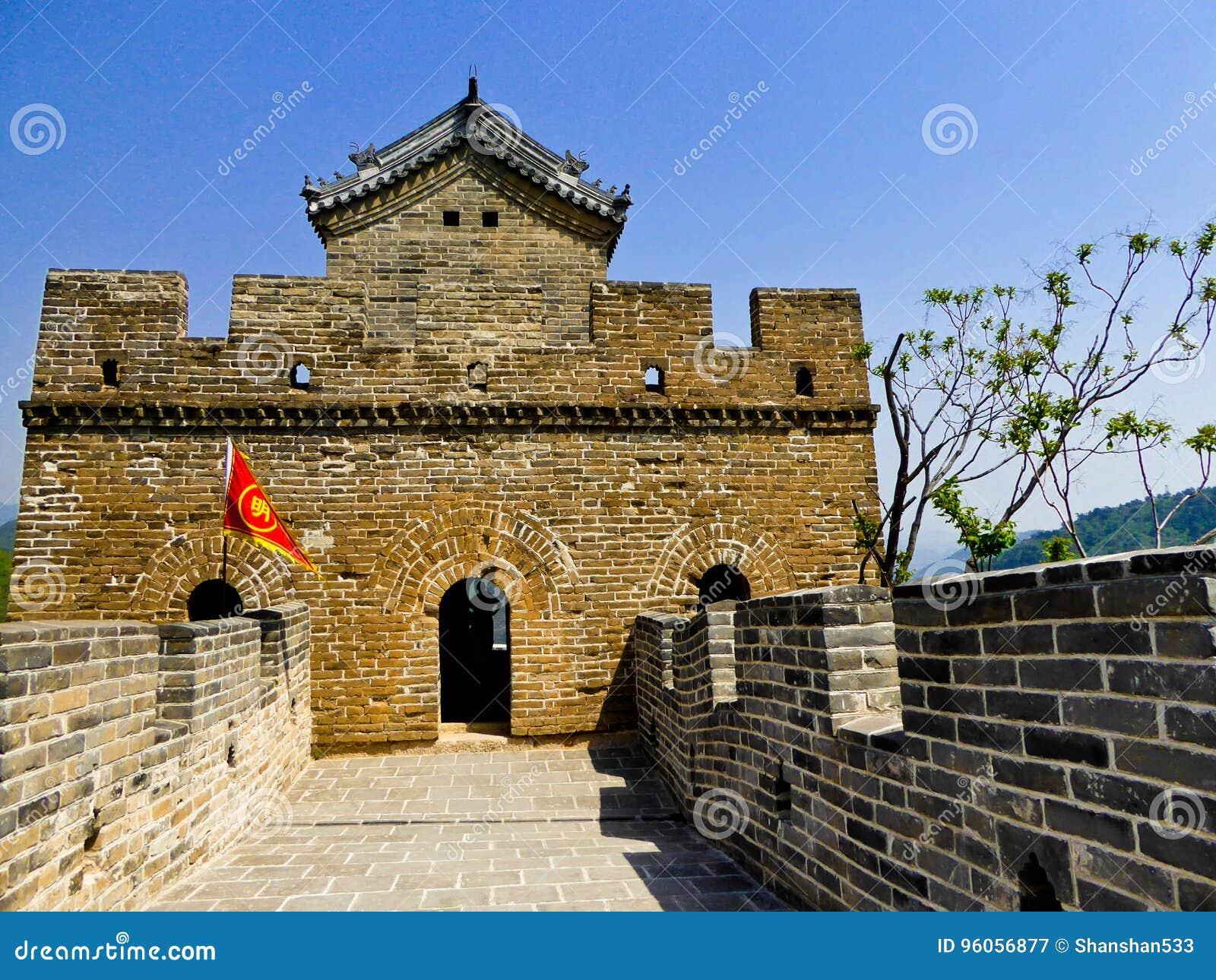 Tour de balise de Grande Muraille de Huanghuacheng