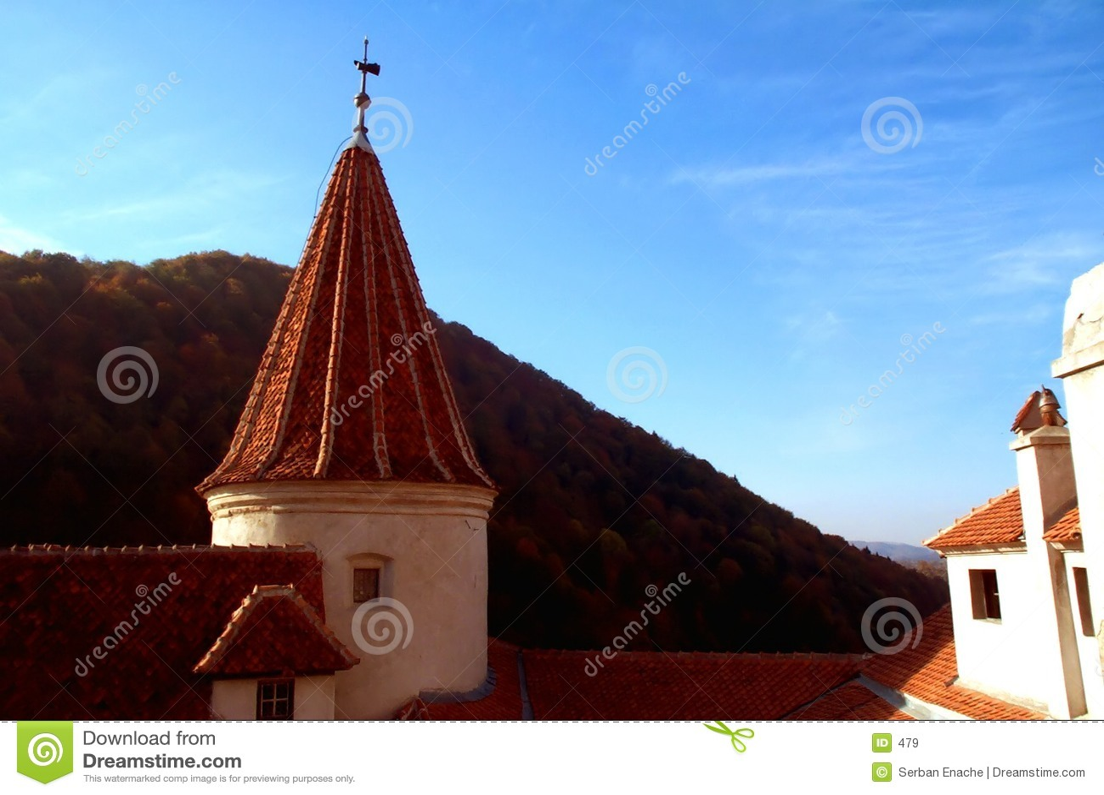 Tour de château