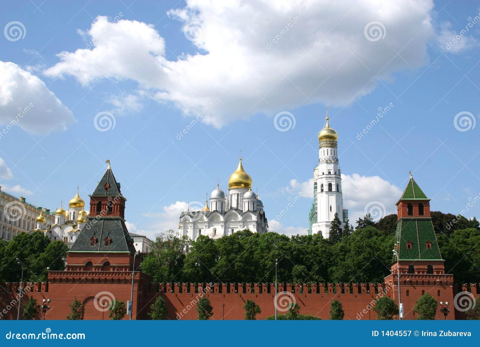 Tour de Kremlin. Moscou.