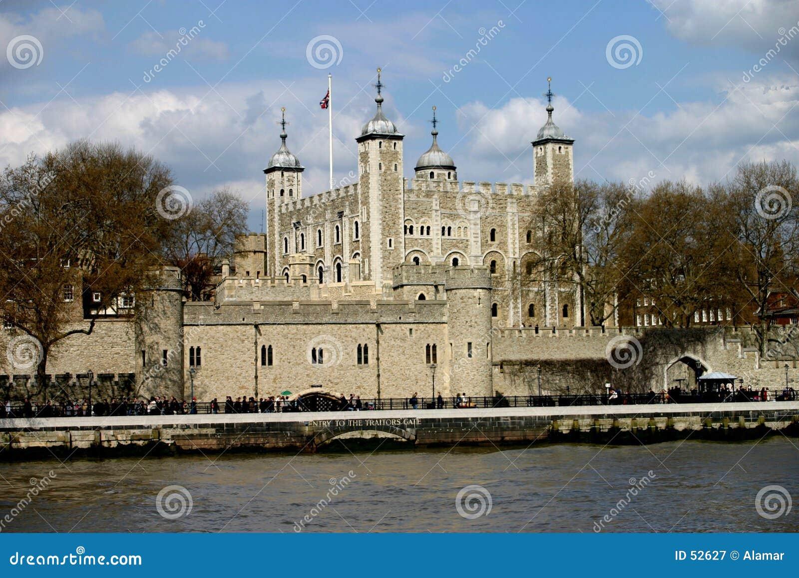 Download Tour de Londres image stock. Image du ville, royal, humide - 52627