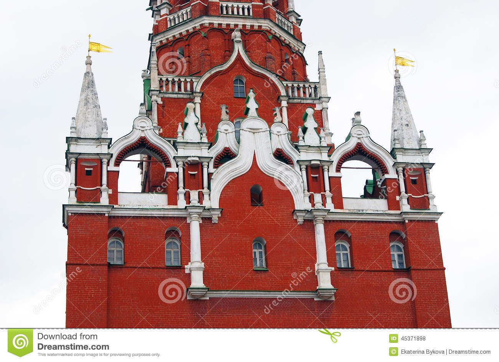 Tour de Moscou Kremlin Site de patrimoine mondial de l UNESCO