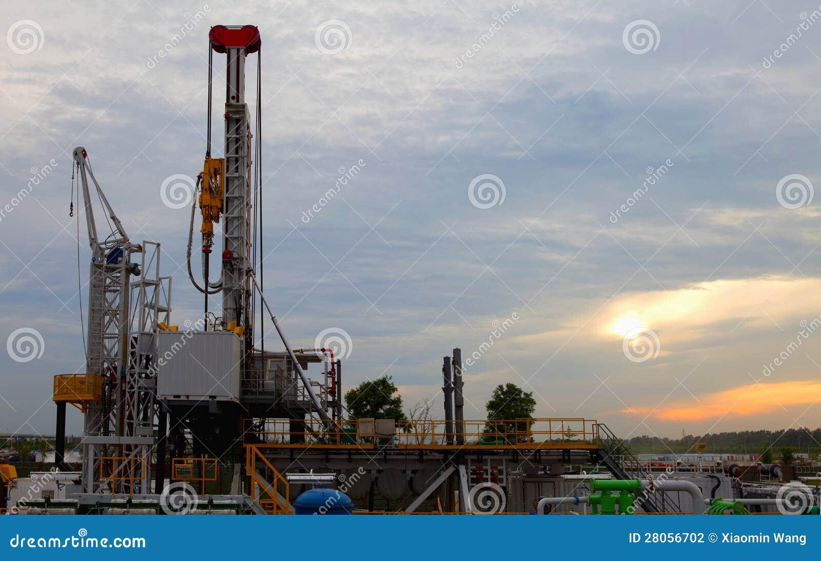 Tour de pétrole