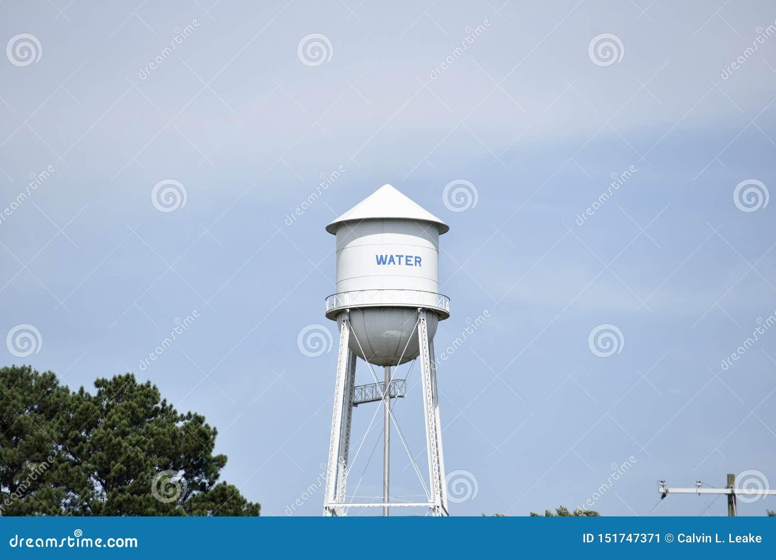 Tour de réservation d eau potable de ville de l eau potable