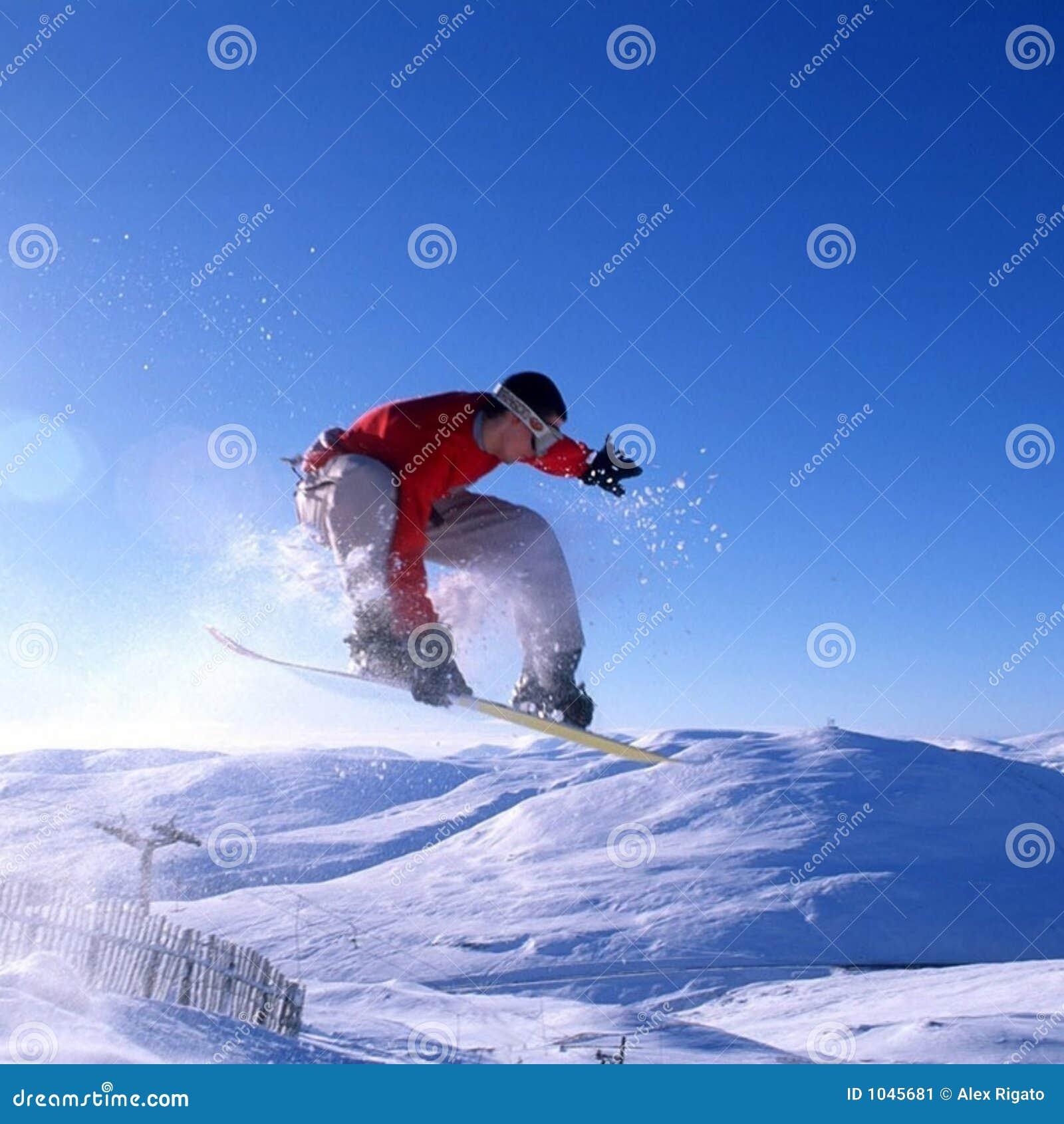 Tour de Snowboard