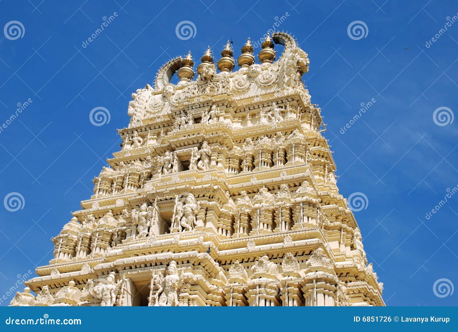 Tour de temple