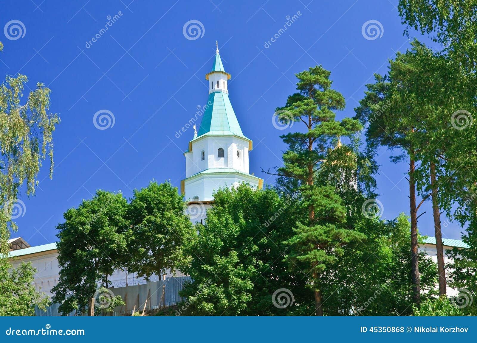 Tour de Zion Monastères grands de la Russie La Russie