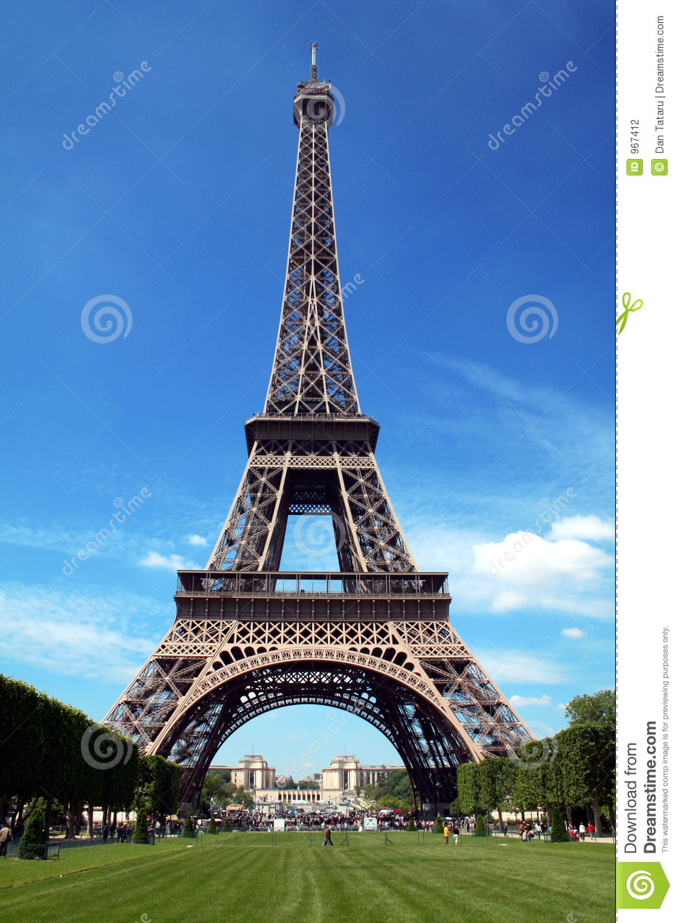 Tour eiffel paris france stock photo image of cityscape - Image de tour eiffel ...