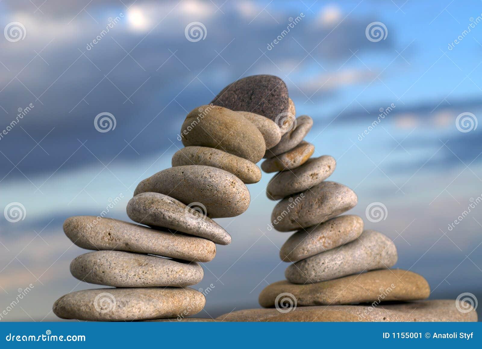 Tour en pierre