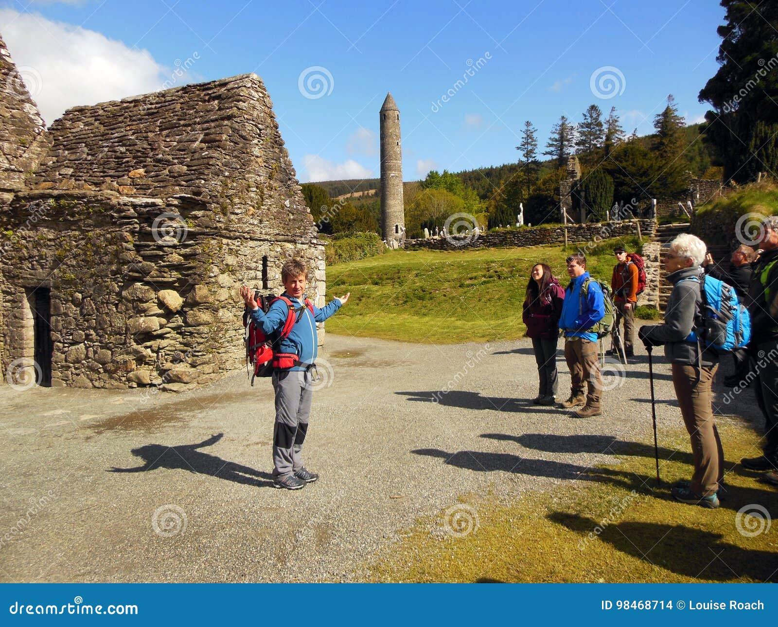 Tour Guide Ireland