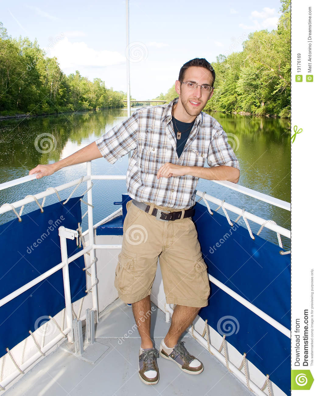 Tour guide man stock image. Image of orate, daytime, kind ...