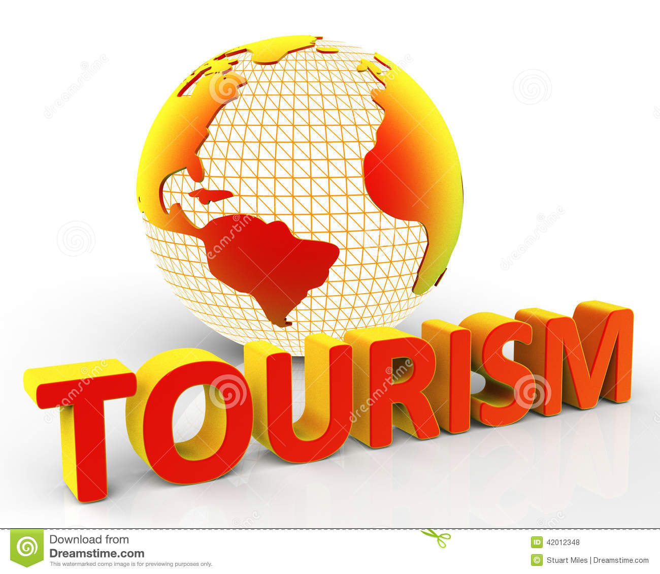 globalization and tourism Between globalization and tourism since the year 1995, the number of tourists' arrivals has been increasing till it reached the total of 842 million international tourists (about 36 million tourists more), with an average increase of 45% yearly (fig3.