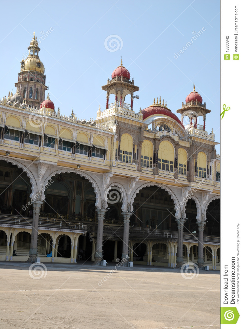 Tourism in Mysore Palace