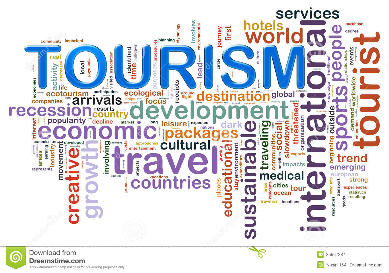 thesis on travel and tourism