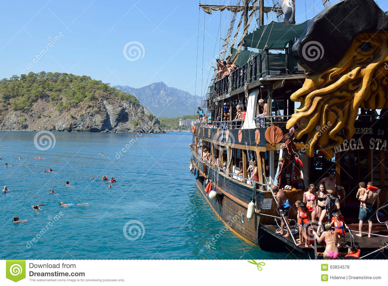 Tourist Attractions Near Kemer Turkey File g wikimedia commons Top