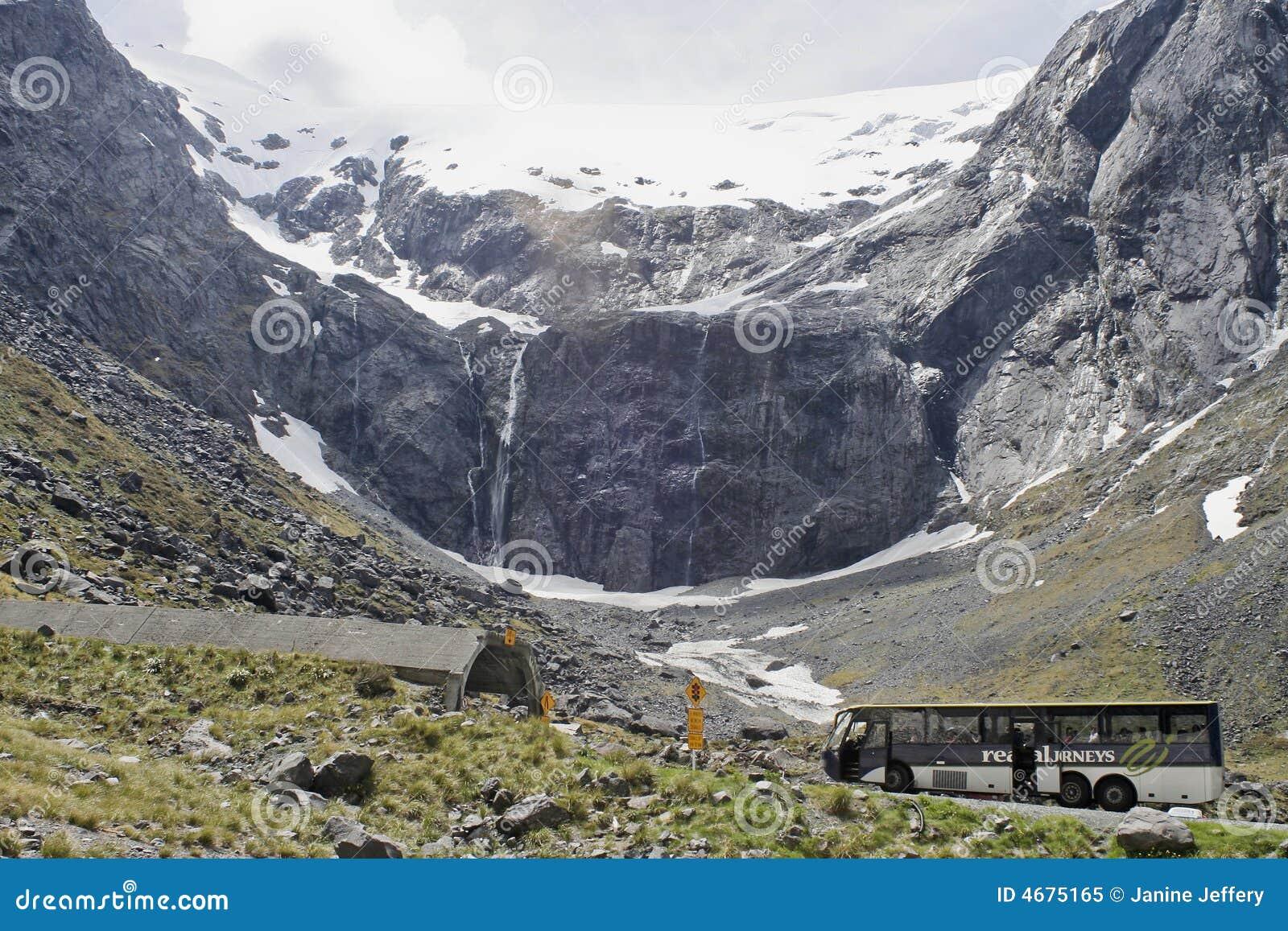Tourist bus