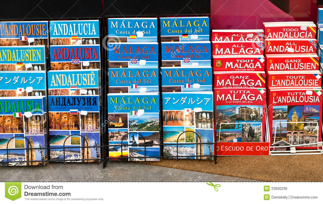 Andalucia Travel Guide Books