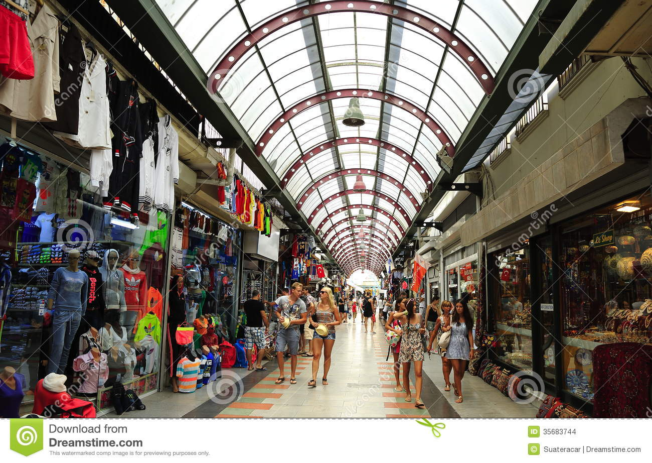 Tourist Shops Editorial Stock Image Image Of People - Cruise ship shops