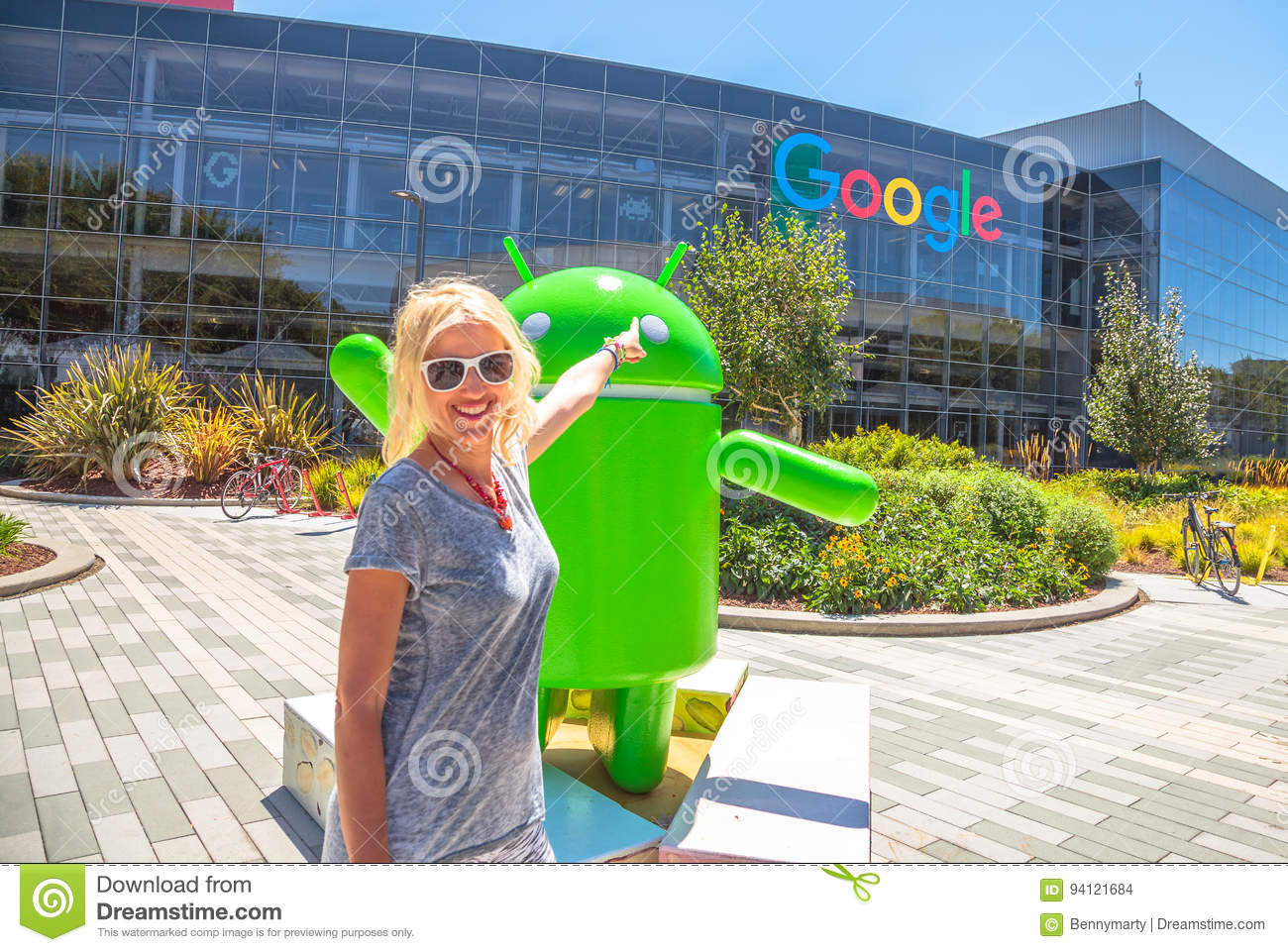 How to Visit Google Headquarters How to Visit Google Headquarters new foto