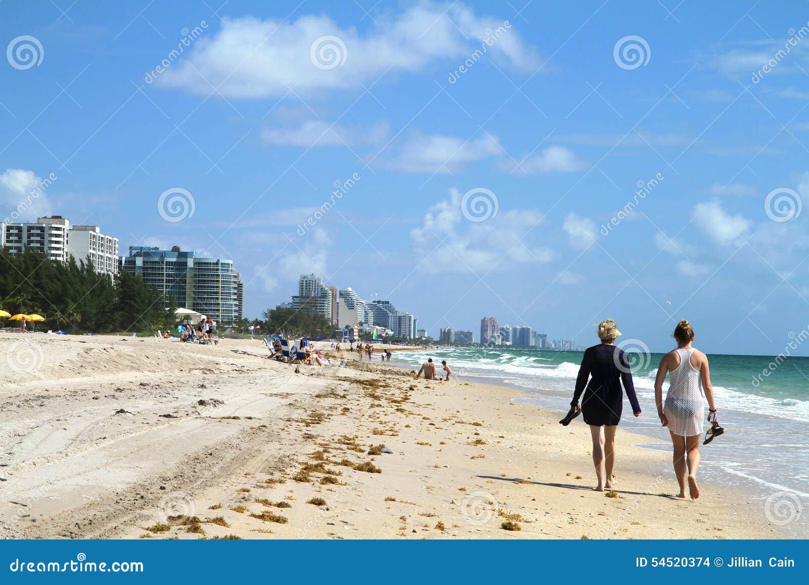 Fort Lauderdale Beach Restoration
