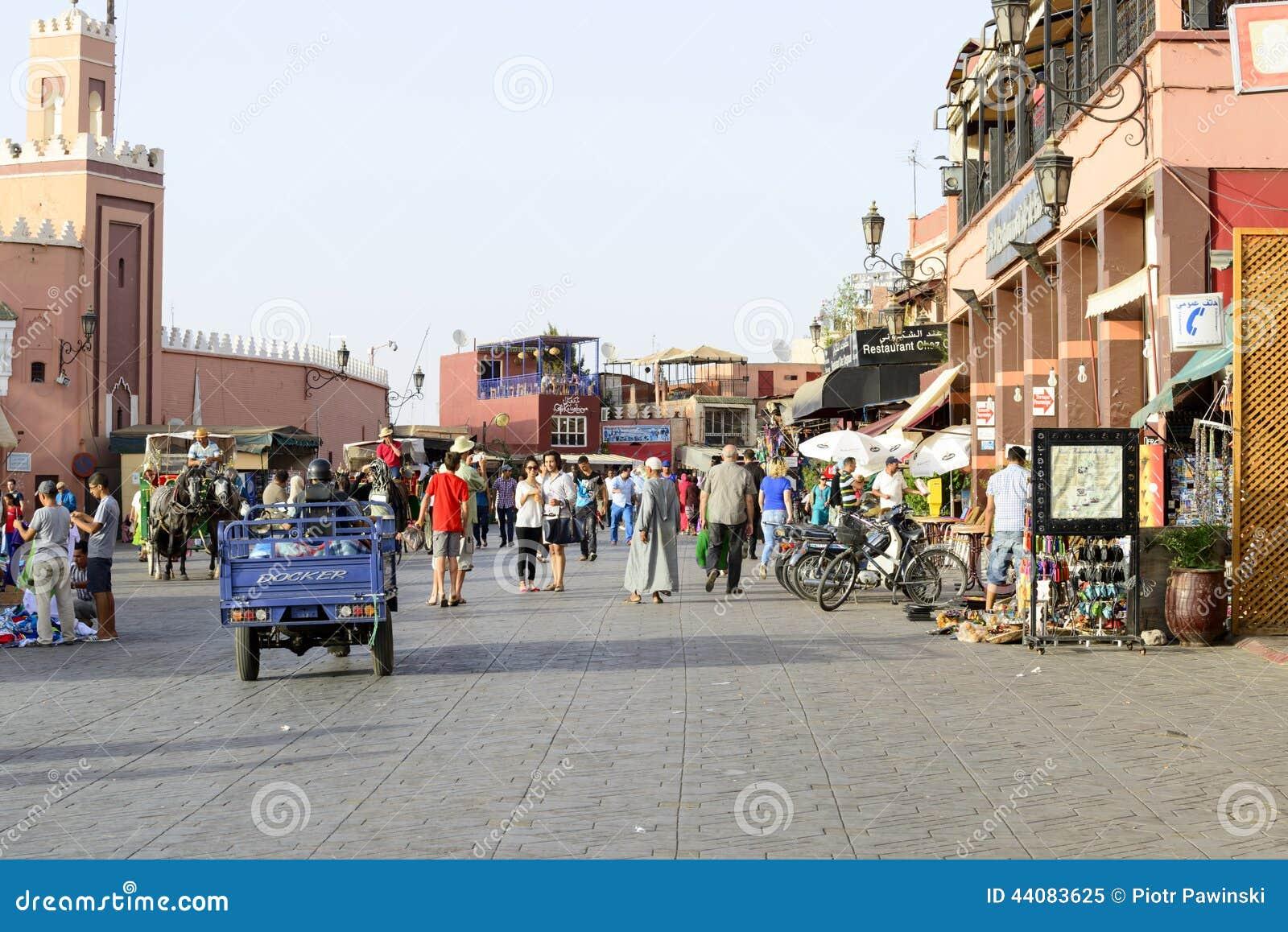 Ist Marrakesch sexfreie Stadt