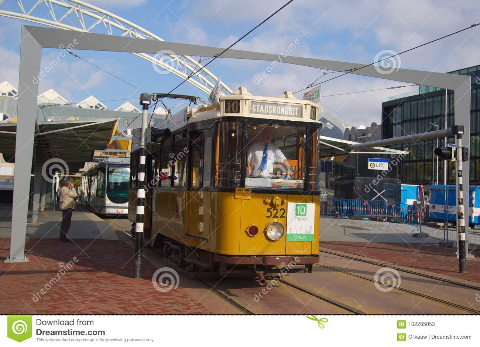 Touristic Tram