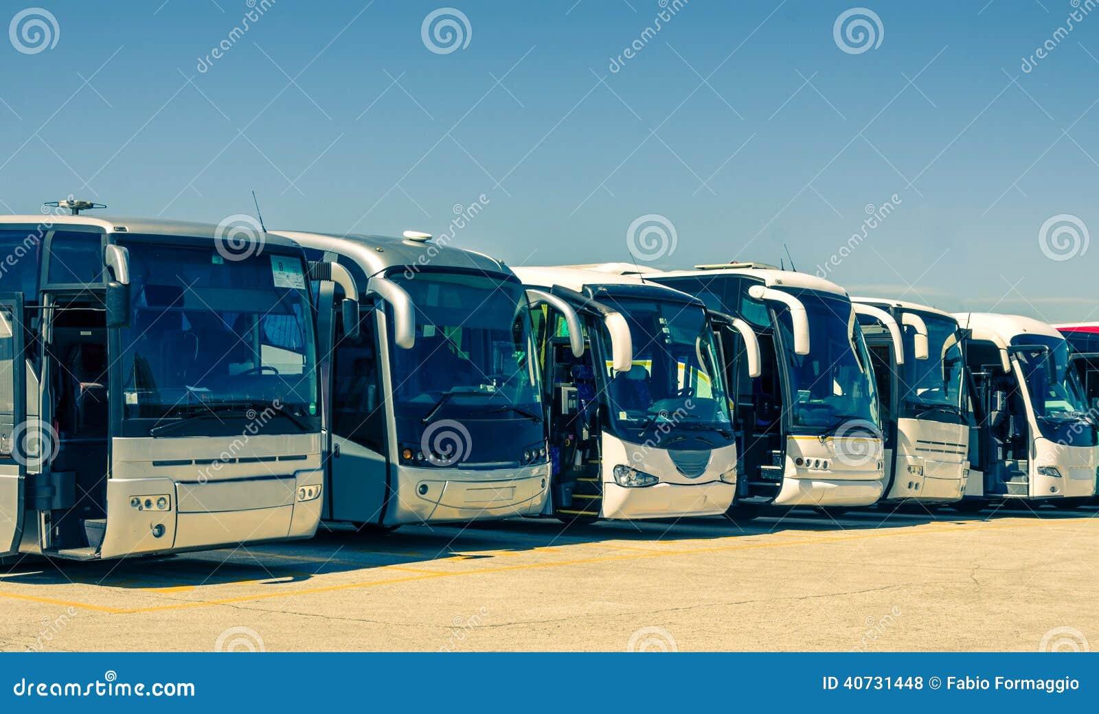 Touristische Busse