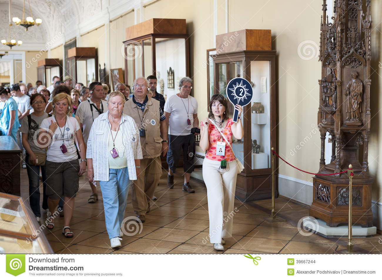 Tourists on guided tour in hermitage editorial stock image for Tour hermitage